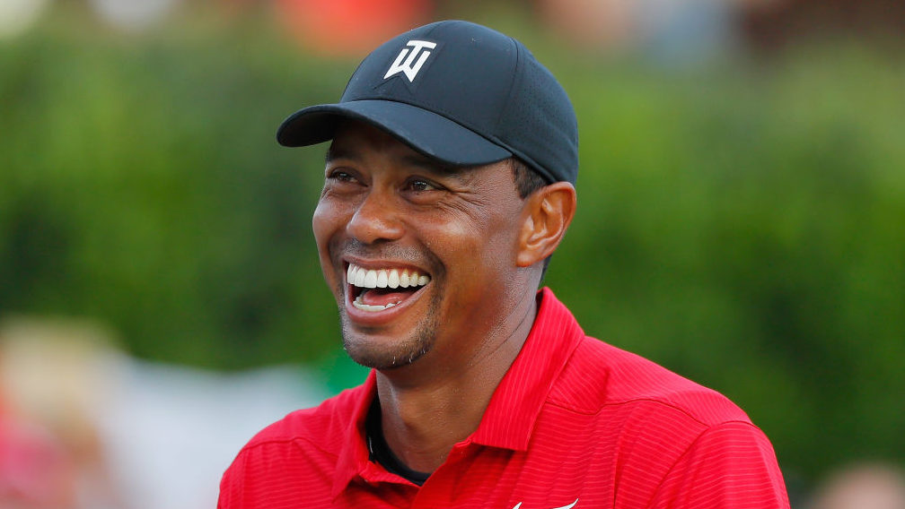 fb6f345bc50ce Nike celebrates Tiger Woods with a celebratory video after Masters ...