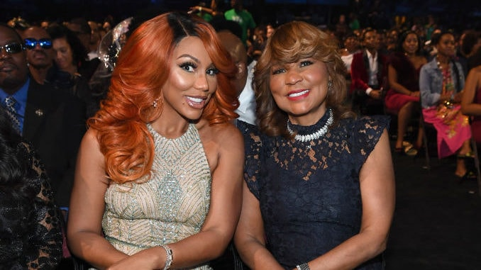 Tamar & Evelyn Braxton