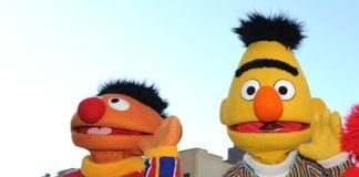 Bert and Ernie thegrio.com