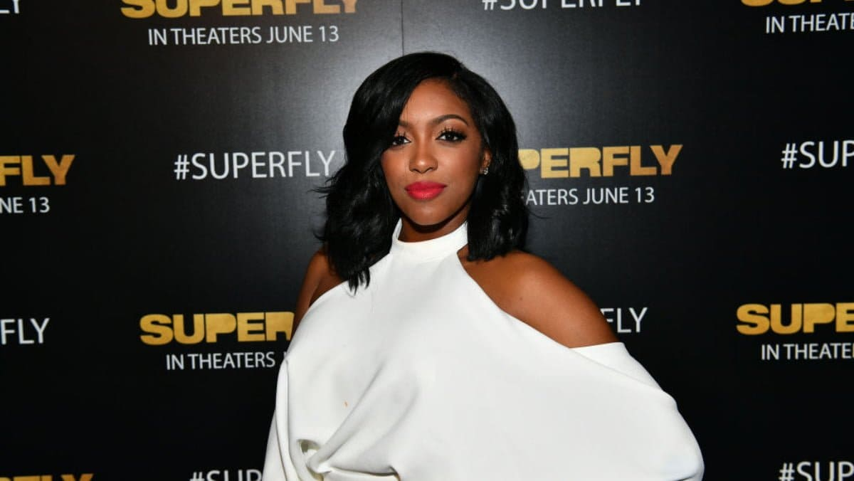 Porsha Williams Welcomes Baby Girl - What's Her Name?