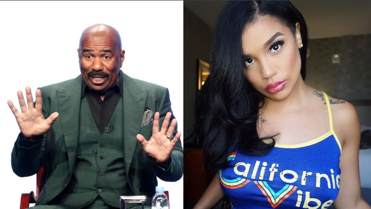 Steve harvey show dating questions 6