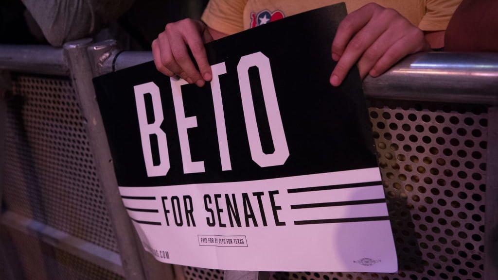 c19bd5cfc9ad LeBron James dons  Beto for Senate  hat before Lakers game in San Antonio -  theGrio