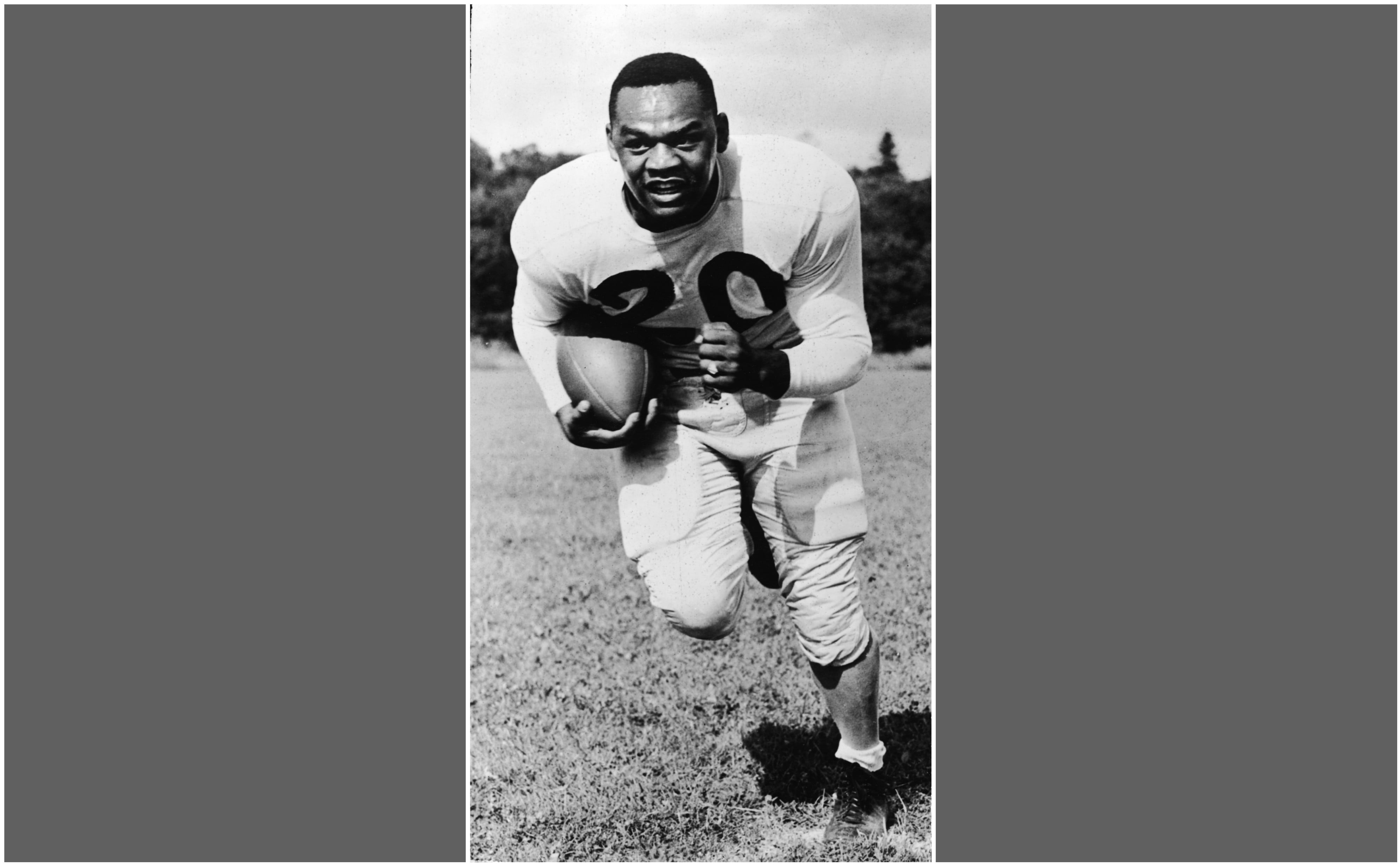 George Taliaferro, first black player drafted by NFL, dies ...