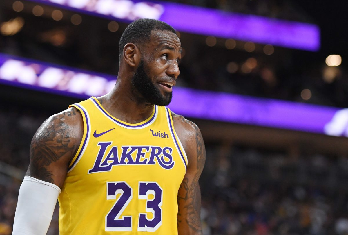 92736dc5be4 LeBron James tops list as one of NBA s highest paid players