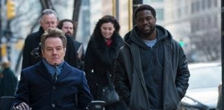 Kevin Hart and Bryan Cranston in The Upside thegrio.com
