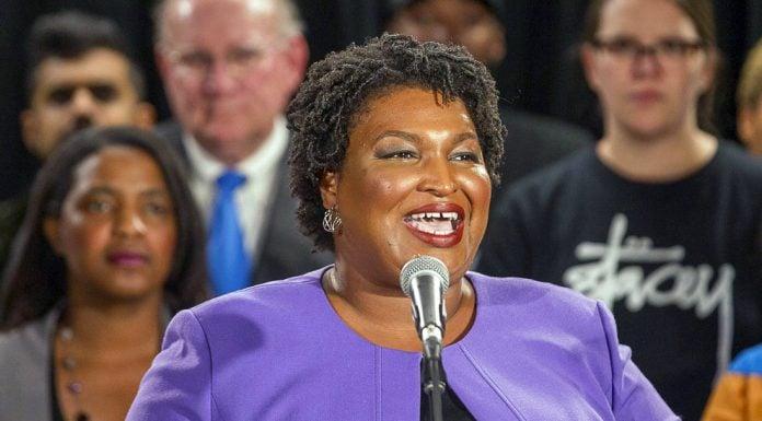 Stacey Abrams AP thegrio.com