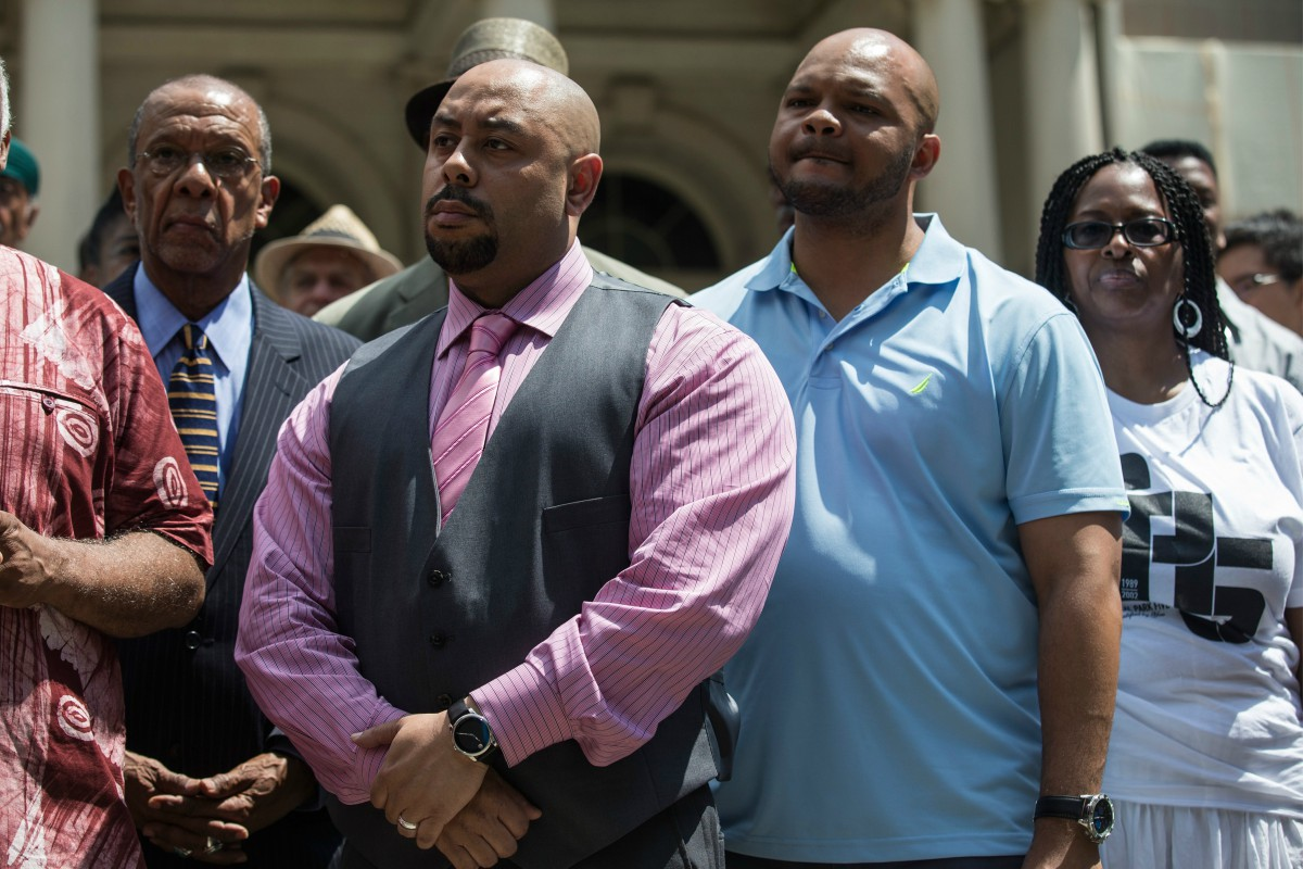 Despite large settlement, Central Park Five say the pain of their ordeal still lingers