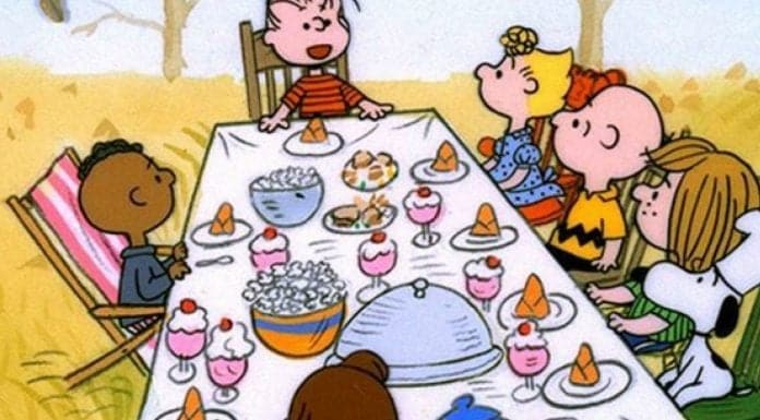 Charlie Brown Thanksgiving thegrio.com