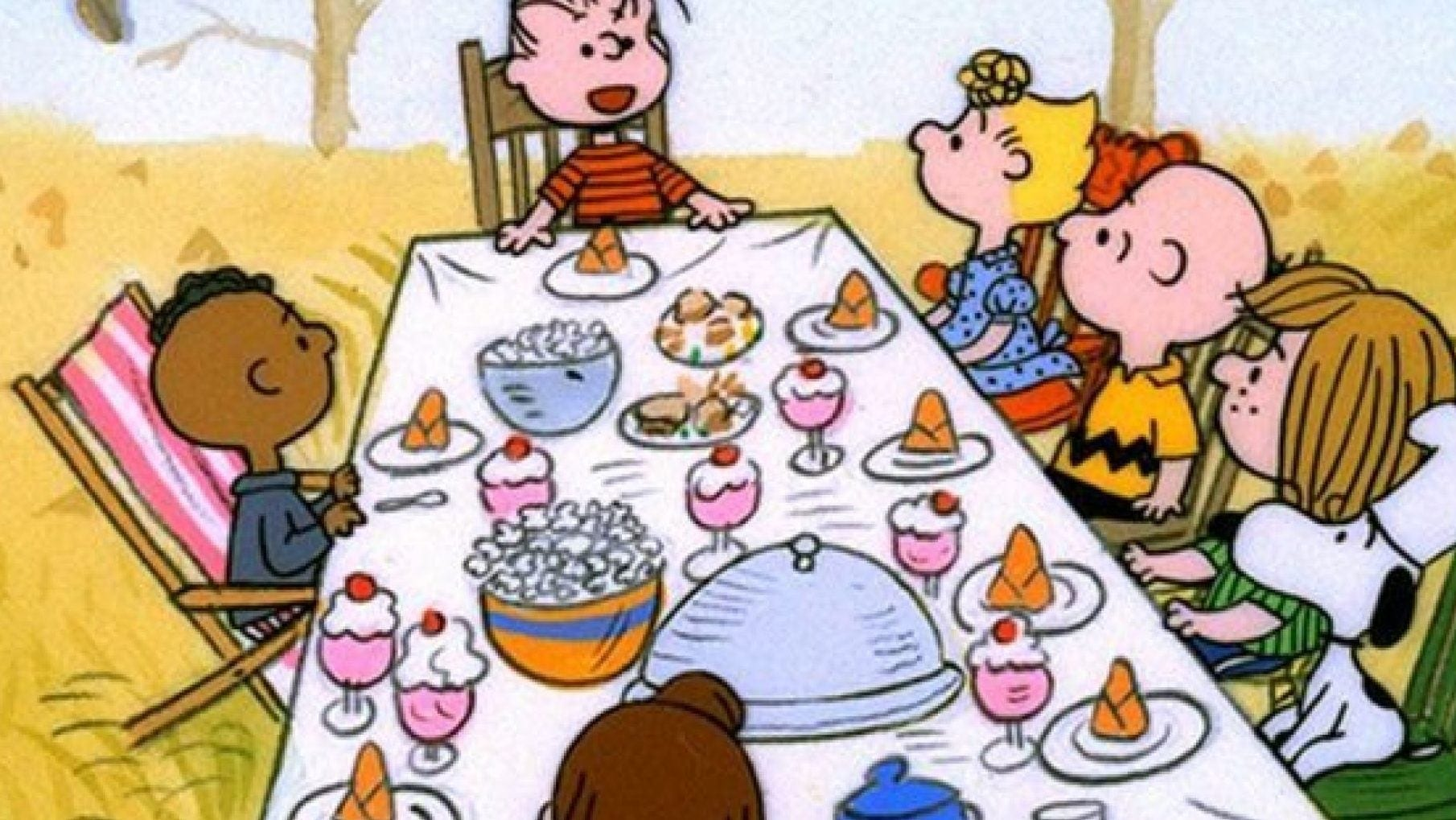 Twitter Breaks Down Why That Famous Charlie Brown Thanksgiving