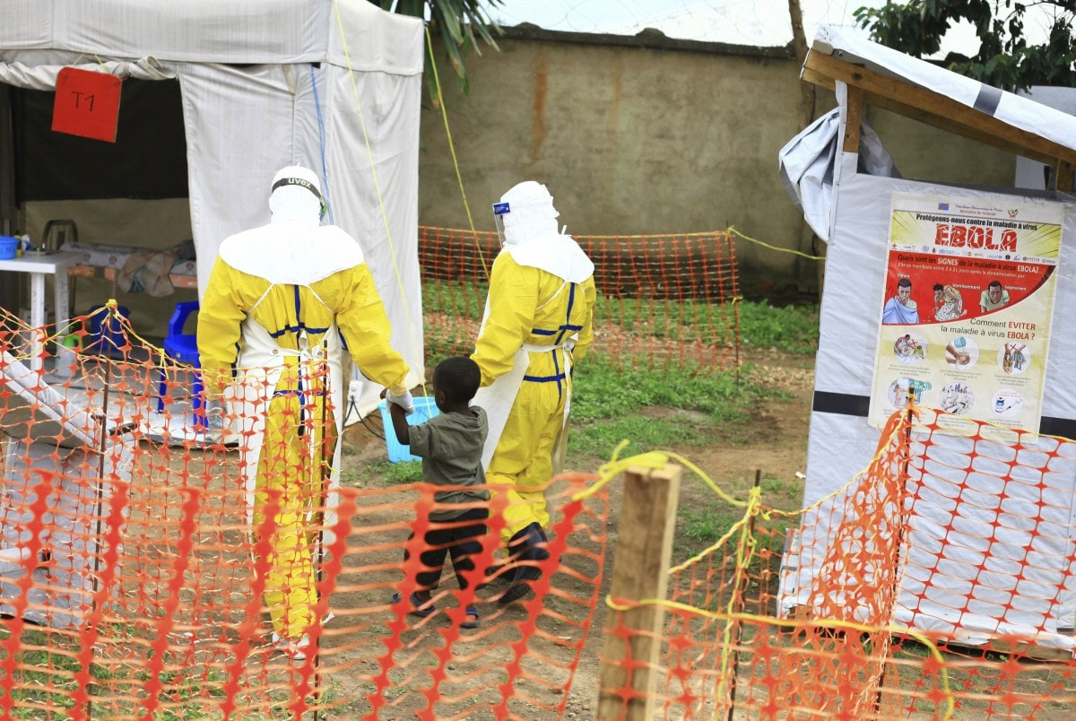 Democratic Republic of Congo's Ebola outbreak now second-worst in history