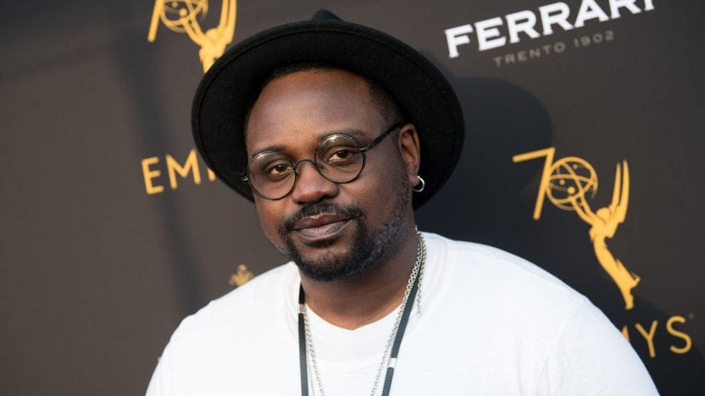 Brian Tyree Henry the knick