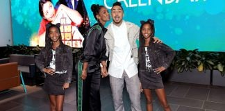 Quincy brown/ Kim Porter