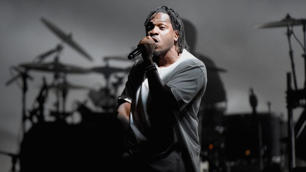 Pusha T shares new song 'Coming Home,' featuring Lauryn Hill