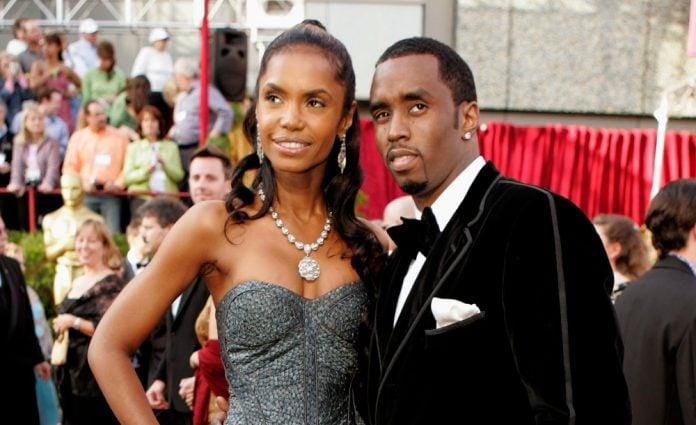 Kim Porter and Diddy thegrio.com