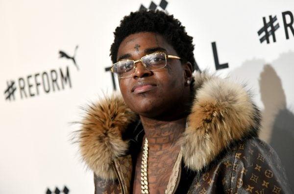 Rapper Kodak Black says he is being abused in prison; mother hires Benjamin Crump