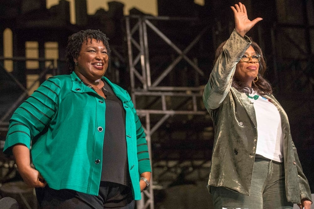 OPrah and Stacey Abrams thegrio.com