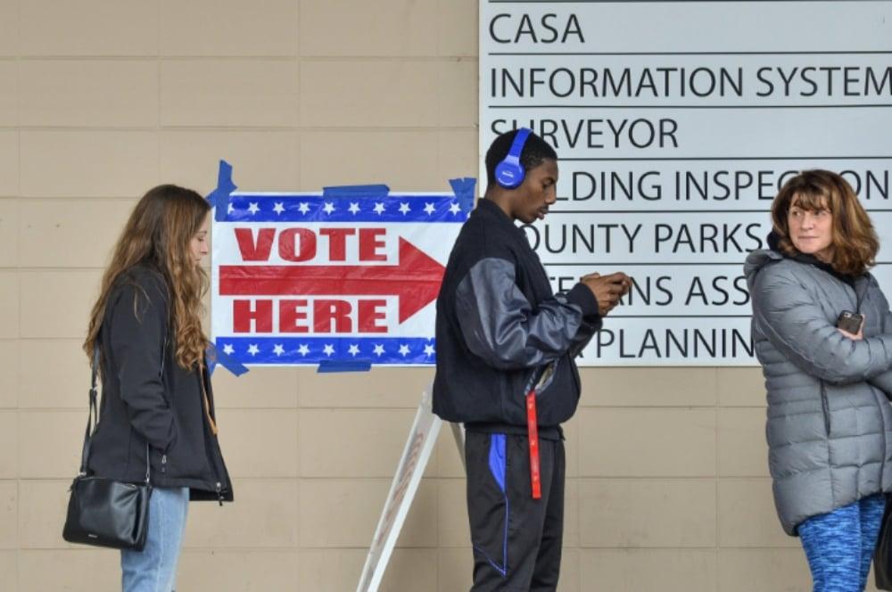 Voting in Indiana thegrio.com