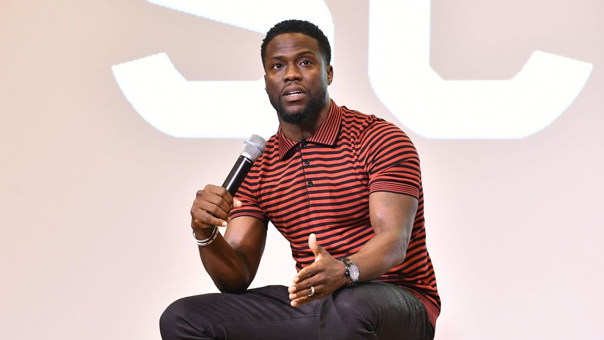 Kevin Hart Defends Oscars Response on Ellen