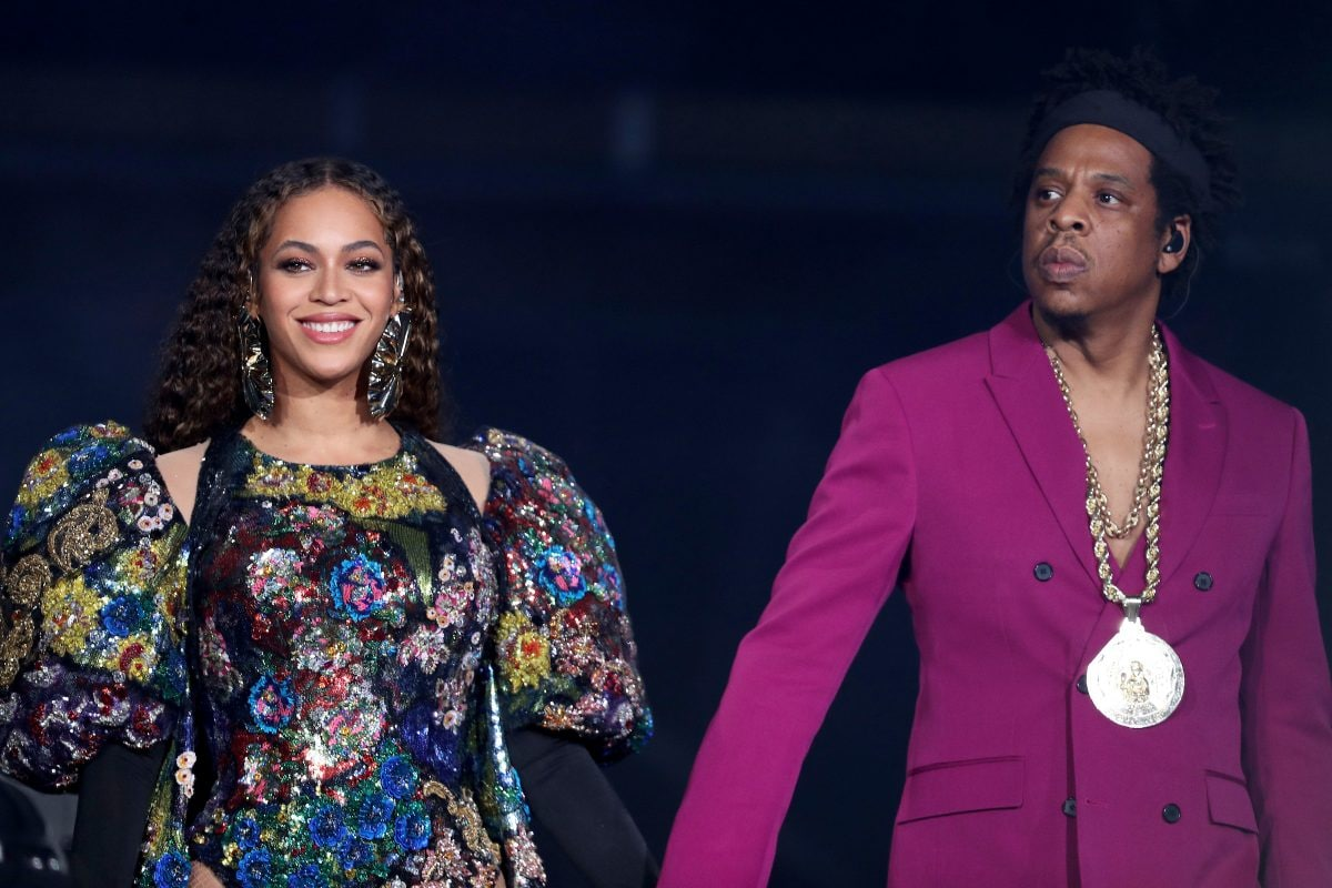 Jay-Z and Beyonce throwing pre-Oscars gig, but it's a no-fly zone for social media pics