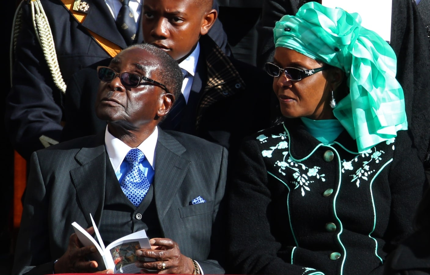 Mugabe faces assault arrest if she travels to South Africa
