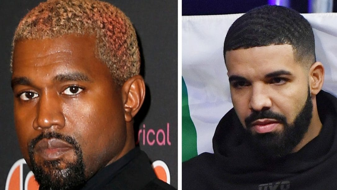 Kanye West says Drake is threatening him in Twitter meltdown