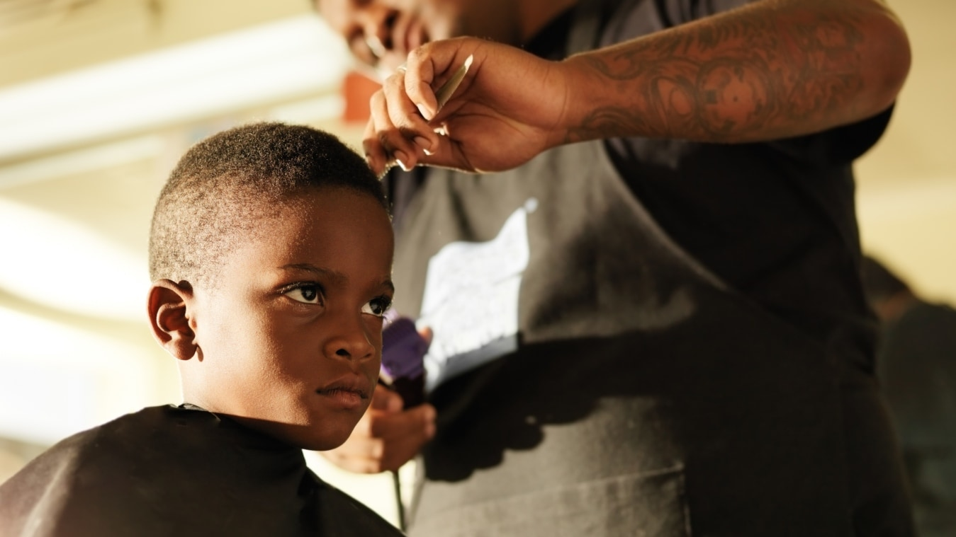 School Bans 5 Year Olds Haircut That Mom Says Hides Traction