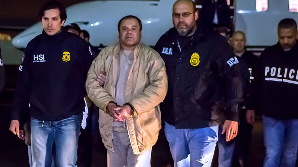 El Chapo's wife laughs at side chick's teary testimony - theGrio