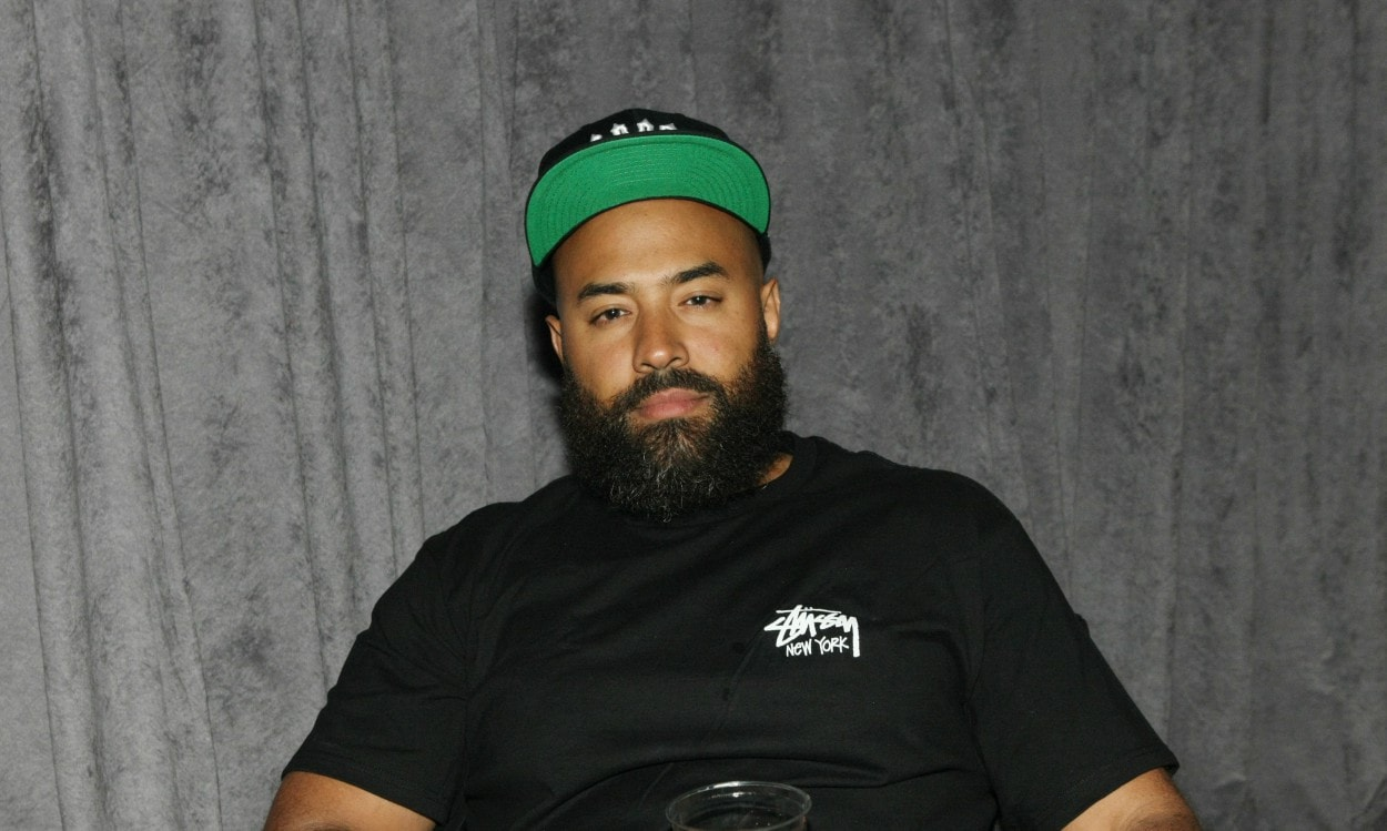 Hot 97's Ebro Darden takes important - and cool - new