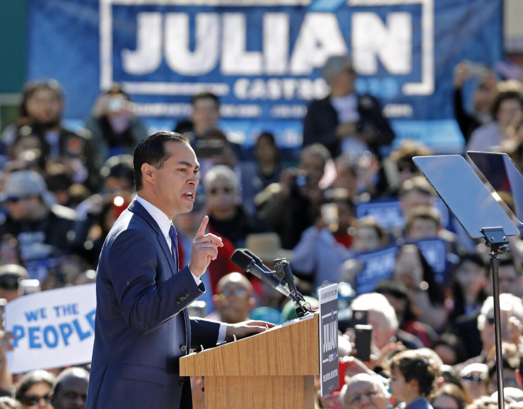 Julian Castro thegrio.com