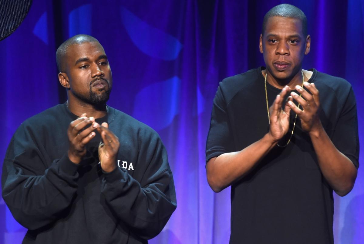 Kanye West, Jay-Z thegrio.com