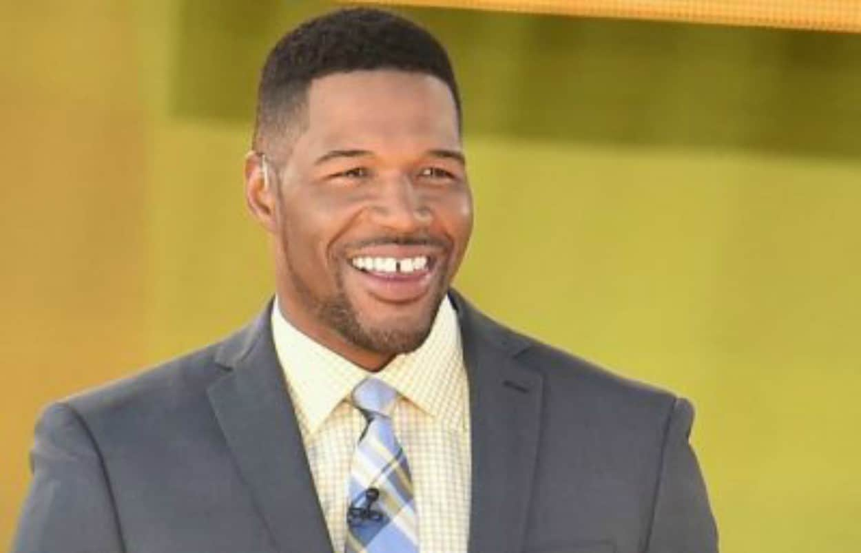 GMA host Michael Strahan offers to spring for real food ...