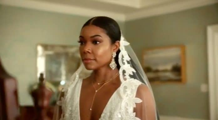 Being Mary Jane wedding movie, starring Gabrielle Union, to premiere in April. (BET)
