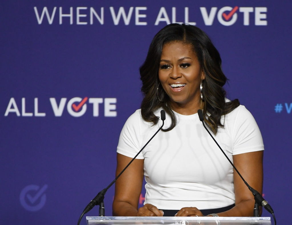 POLL: Michelle Obama would be Dem front-runner if she entered the 2020 race