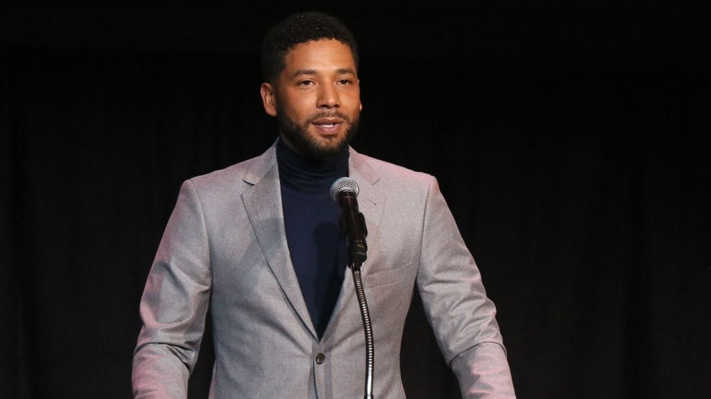 Empire showrunners don't have immediate plans to fire Jussie Smollett, will await court decision