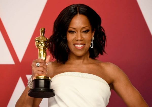 Magazine names Regina King as one of the top 'Entertainers of the Year'