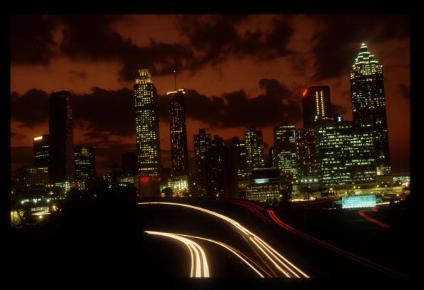 Atlanta skyline thegrio.com