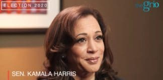Sen. Kamala Harris talks about her plan for Black America in an interview with theGrio's Natasha Alford at the 2019 Power Rising conference in New Orleans. (theGrio)