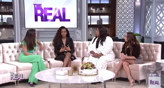 Kelly Rowland on The Real thegrio.com