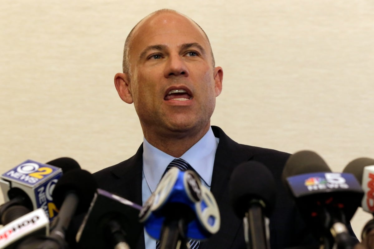 Michael Avenatti accused of bamboozling NBA star out of millions