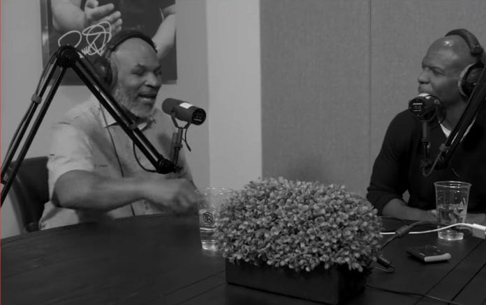 (Mike Tyson's Hot Boxin' podcast) thegrio.com