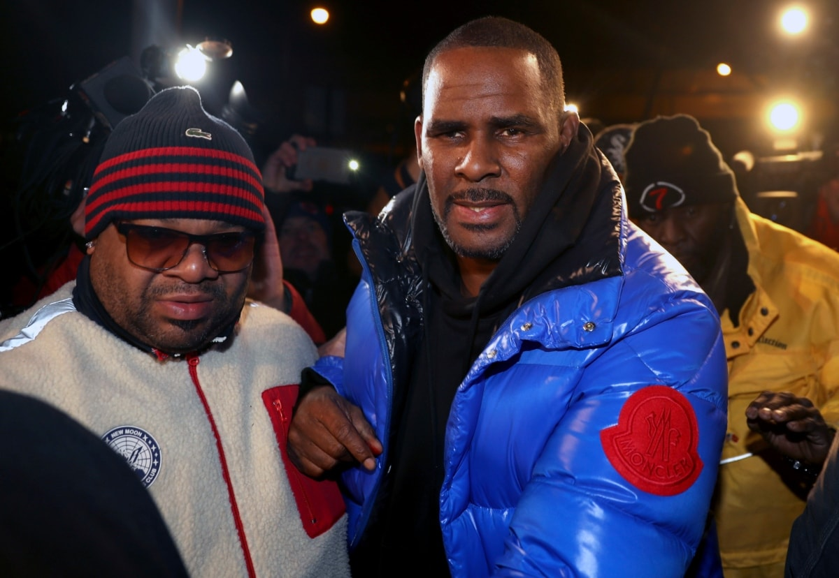 Dubai government denies that R. Kelly needs to fly there for potential gigs
