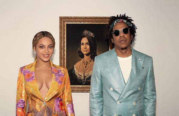 Beyonce and JAY-Z thegrio.com