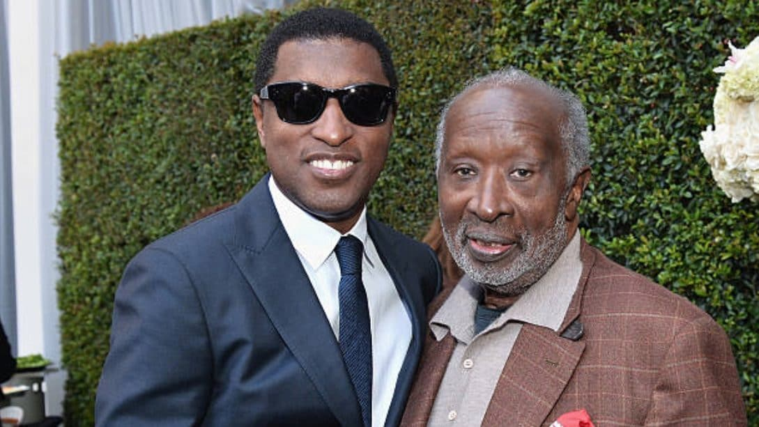Image result for Clarence Avant the obama