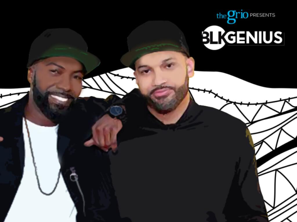Desus and Mero BLK Genius #blkgenius thegrio.com