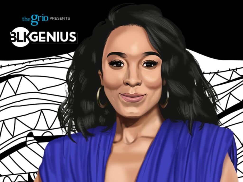 Angela Rye Blk Genius #blkgenius thegrio.com