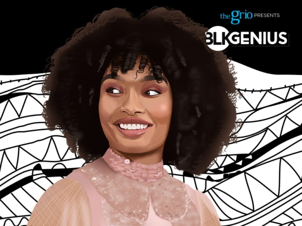 Yara Shahidi BLK Genius #blkgenius thegrio.com