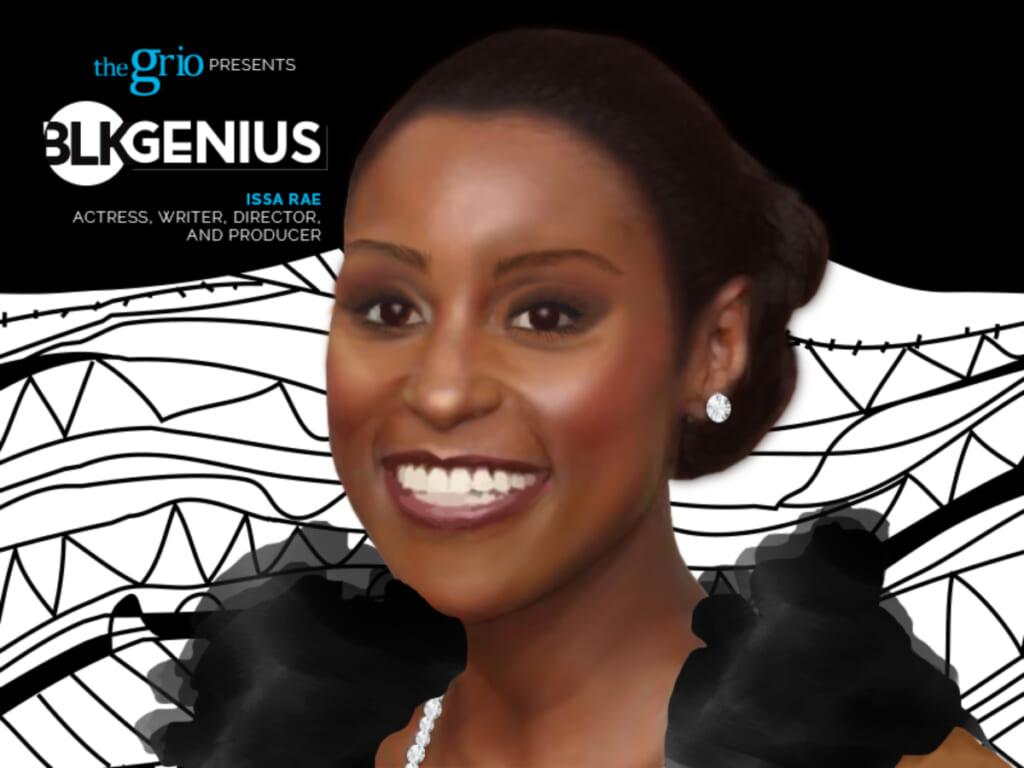 Issa Rae Blk Genius #blkgenius thegrio.com