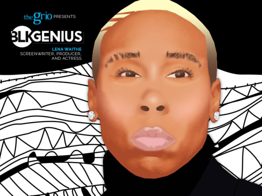 Lena Waithe Blk Genius #blkgenius thegrio.com