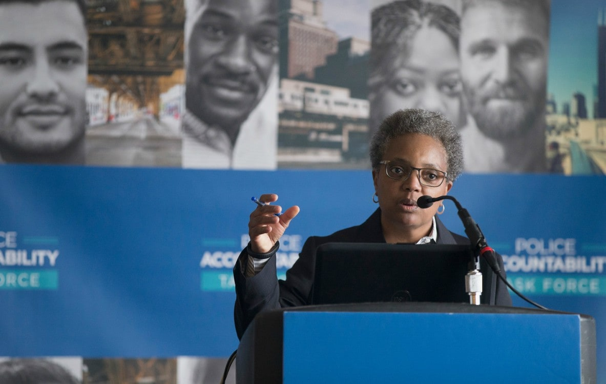 'Hate has no place in Chicago': Mayoral candidate targeted by homophobic flyers