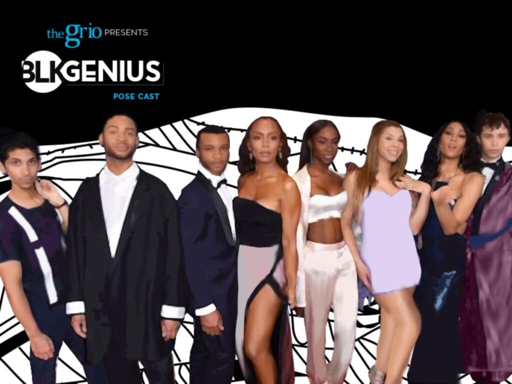 Pose Blk Genius #blkGenius thegrio.com